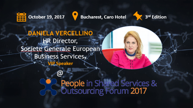 SG EBS @ People in Shared Services and Outsourcing Forum 2017