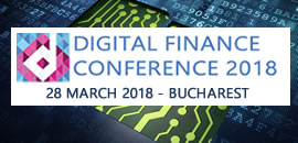 SG EBS @ Digital Finance Conference for the first time