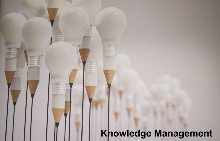 "Knowledge Management a.k.a ""KM"" in SSC Finance"