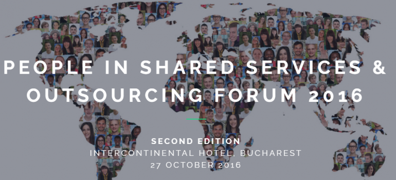 People in Shared Services and Outsourcing Forum