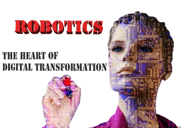 Robotics – the heart of digital transformation