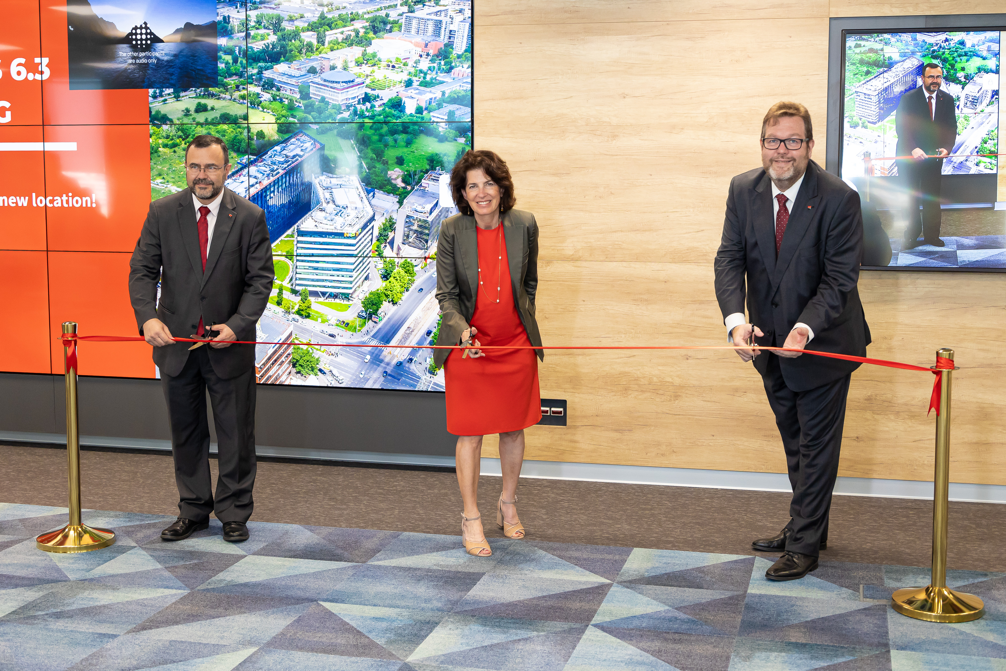 Societe Generale Global Solution Centre opens its new headquarters in Bucharest