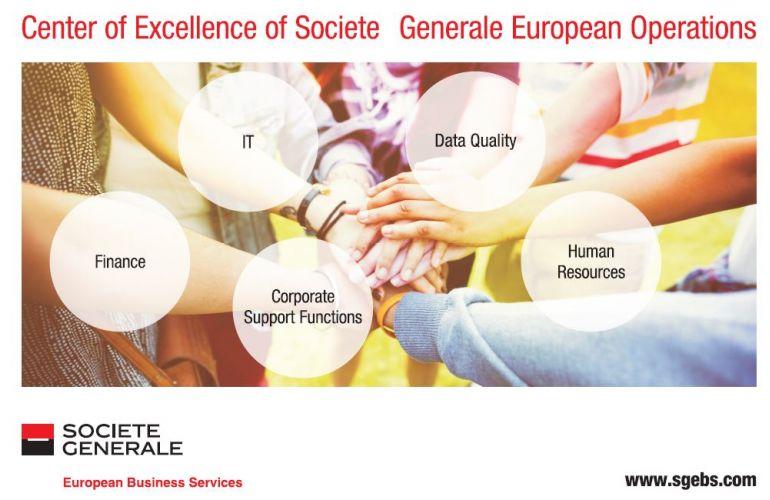 SG EBS, partener la Targul de Joburi & Internship ASE