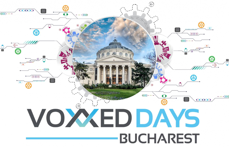 O noua editie Voxxed Days in Bucuresti