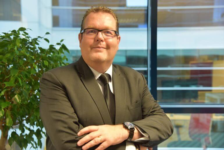 Matthieu Pasquier este noul Director Executiv al Societe Generale European Business Services