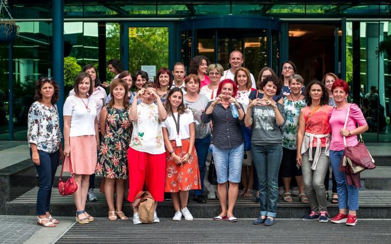 Societe Generale European Business Services sprijină Predau Viitor, un proiect al Asociației Techsoup