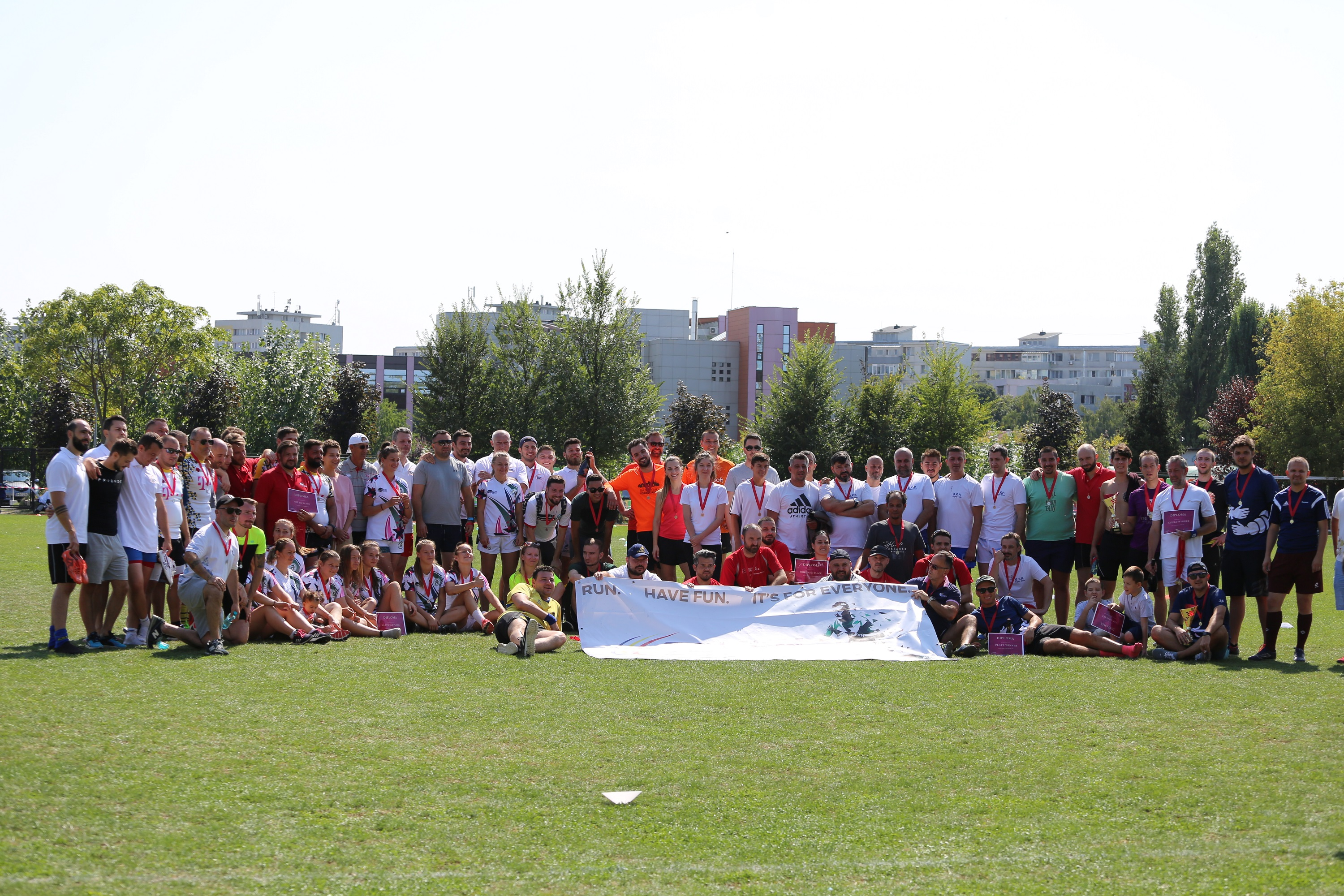 Turneul SG EBS Touch Rugby 2019